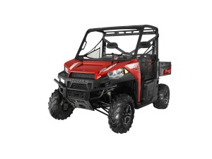 2013 Polaris RANGER XP 900 Red