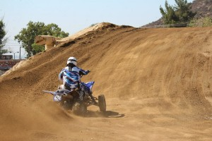 In the 450 Prod Int class it was Billy Martin leading the way..