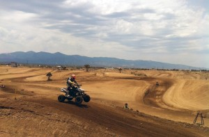 Brian Sirevaag led the way for GBC-equipped racers with a fine performance in the 450 Production Intermediate class.