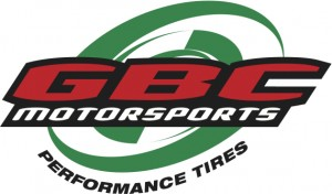 GBC LOGO WITH PERFORMANCE TIRES