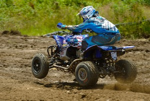 Thomas Brown follows sitting in second overall championship points as the series heads to Unadilla Raceway in New Berlin, NY