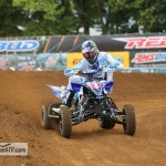 The YFZ450R propelled Wienen to eight first place finishes and nine straight podiums for 2013