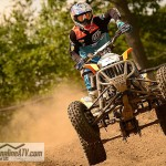 Racing with ITP Quadcross MX2 front tires and Quadcross rear tires, Josh Creamer (BCS Performance / ITP) won the Pro and Pro-Am classes at round seven of the NEATV-MX series in New Hampshire.