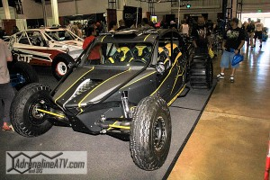 Funco Motorsports had some of their finest sand cars on display that turned quite a few heads. If you want a sand car that handles great and is quick, this is one company you need to look into