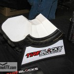 Tired of plugging tires from a puncture out on the trail? Tire Blocks is now manufacturing their foam inserts for SxS tires. We'll be doing a trail review on these soon.