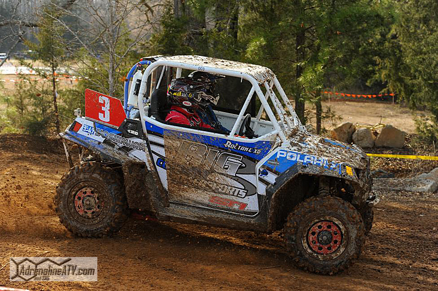 John Allen and Jarrod McClure made up the Big Country Powersports winning teamPhoto: Hill