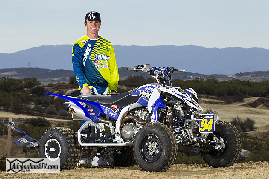 Yamaha atv racing takes 2014 ama mx gncc and quad x for 2014 yamaha atv